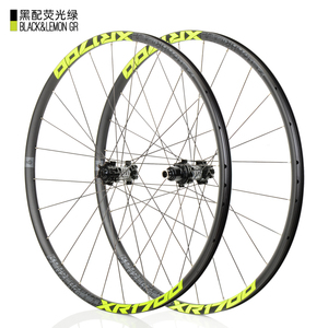 Image 5 - KOOZER XR1700 MTB Mountain Bike 26 set di ruote da 27.5 pollici 6 cuscinetti sigillati con artiglio QR ruote a disco passante per bicicletta ruote Braake 24H raggi