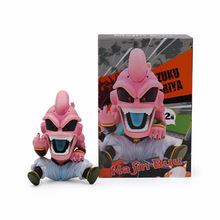 5 12cm Dragon Ball Z Majin Buu PVC Action Figure Toys Collection Doll Anime Cartoon Model Toy For Kids Christmas Gifts
