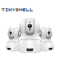 1080P PTZ Wireless Mini IP Camera Move Detection Infrared Night Vision Home Security Surveillance Wifi Camera Cloud Service