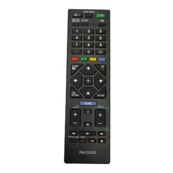 New Remote Control for Sony RM ED062 RM-ED062LCD TV KDL-32R433B KDL-32R503C KDL-32RD303 KDL-32RD433 KDL-32RE303 KDL-32WD603 new remote control rm gd004w for sony lcd tv bravia hdtv kdl 37s4000 kdl 32s4000 kdl 20s4000 kdl 26s4000