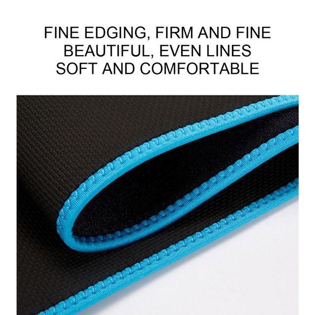 Waist Trainer Hot Sweat Belt Body Shaper Adjustable Warming Waist Protect Weight Fitness Belt 4