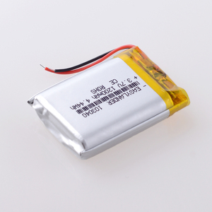 Image 4 - CE ROHS 3.7V 1200mAh 103040 Polymer lithium ion / Li ion battery for MP3 player alarm portable speaker DVD GPS VR Car DVR MP4