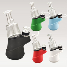 1PC European and American hot-selling temperature-controlled dry-burning pipe high-end hookah electronic hookah set shisha glass