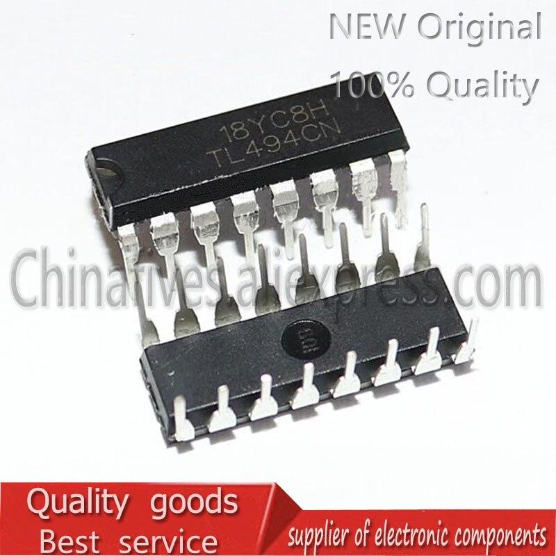 10pcs/lot New TL494CN TL494 DIP16 Power Management IC