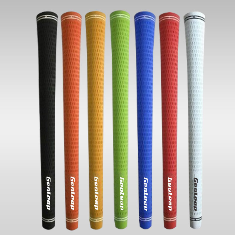 Golf Grips Soft Rubber  Tour Golf Club Grips Standard  7 Colors 13 Pcs/lot Free Shipping
