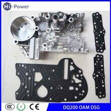 DQ200 0AM DSG Garbox نقل تراكم الإسكان 0AM325066C 0AM325066AE 0AM325066AC لأودي VW OAM 7 Speed