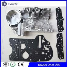 DQ200 0AM DSG Garbox Übertragung Akkumulator Gehäuse 0AM325066C 0AM325066AE 0AM325066AC für Audi VW OAM 7 Speed