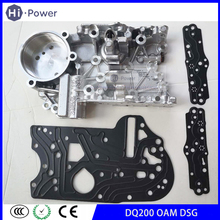 DQ200 carcasa para acumulador de transmisión 0AM DSG Garbox 0AM325066C 0AM325066AE 0AM325066AC para Audi VW OAM, 7 velocidadesPartes y transmisión automática