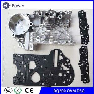 Image 1 - Dq200 0am dsg garbox caixa de transmissão acumulador habitação 0am325066c 0am325066ae 0am325066ac para audi vw oam 7 speed