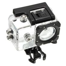 Waterproof Case Underwater Housing Shell for SJCAM SJ4000 SJ 4000 Sport Cam For SJCAM Action Camera Accessories(China)