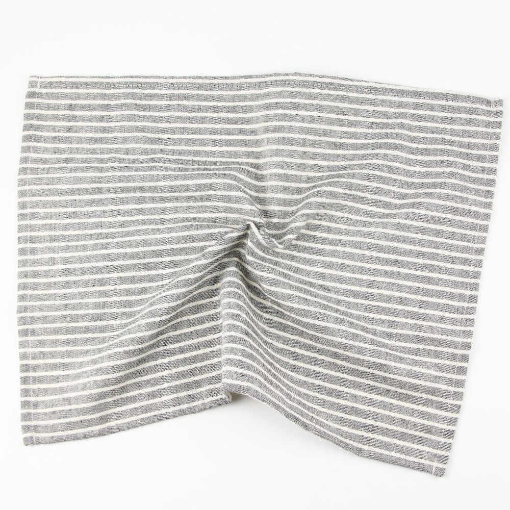 30x40 cm moda kumaş peçete pamuk keten ısı yalıtım matı yemek masası mat çocuk masası peçete kumaş placemats