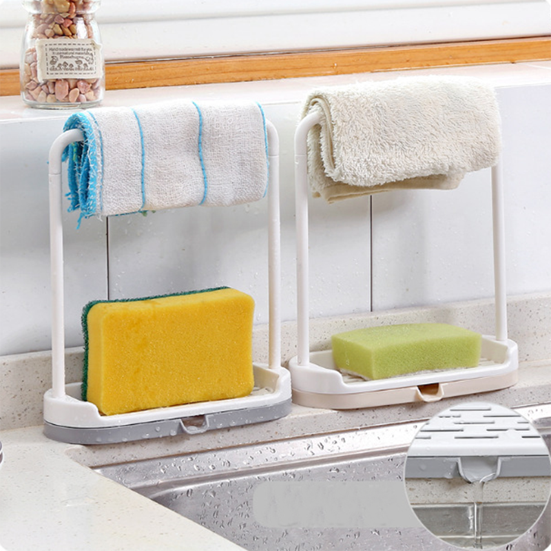 Купить съемная кухонная утварь вешалка для полотенец держатель губок