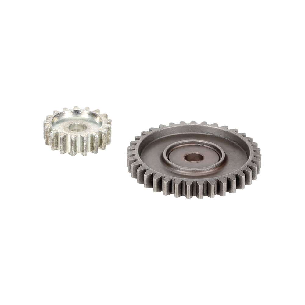HSP 08033 Metal Pinion Combot Set 17T & 35T Gear For HSP 1/10  4WD RC Model Car Monster 94108 94188