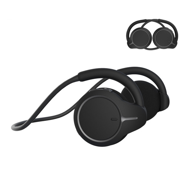 Mitvaz S21(A6 Upgrade Versie) Bluetooth 5.0 Sport Running Hoofdtelefoon Draagbare Draadloze Koptelefoon Gift Case
