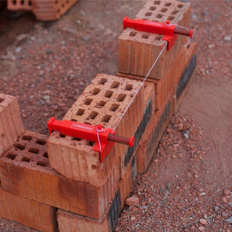 Fixateur d'outil de briquetage de tiroir de fil de 2 pièces pour le fixateur de bâtiment pour la Construction de bâtiment