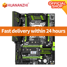 ATX Xeon E5 ECC Huananzhi X79 GREEN Nvme-M.2 USB3.0 SATA3 REG Support Memory SSD PCI-E
