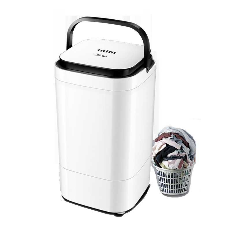 4.5kg Capacity Mini Washing Machine Semiautomatic Washer And Dryer Machine Baby Cloth Underwear Clothes Washer Compact Machine
