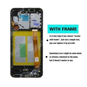 Image 3 - Pantalla LCD Original AMOLED de 5,8 pulgadas para Samsung Galaxy A20e, SM A202F/DS A202 A202DS con Marco, pantalla táctil, montaje digitalizador + Paquete de Servicio