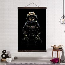 Плакат и принты картина прокрутки холст Художественная печать