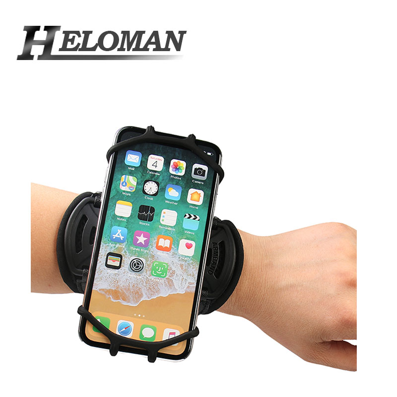 Armband Strap Sport Gym Cycling-Accessories Running-Pouch for 9-16in Telephone Belt-Cuff