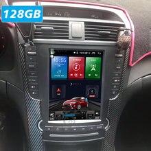 Android10.0 Radio de coche 2 Din GPS navegación para Honda acura TL 2004-2008 RECEPTOR ESTÉREO reproductor de DVD Multimedia Auto Radio