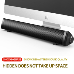 Computer Speaker Subwoofer Wireless Bluetooth Speaker Soundbar tv Bass Surround Sound Box for PC Laptop phone Tablet MP3 MP4