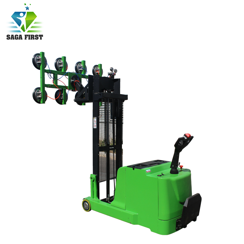 Mobile Glass Vacuum Lifter Can Be Customized
