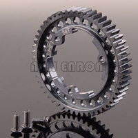 NEW ENRON 54T 1 Mod Hot Racing Steel  Hardened Steel Spur Gear 1/5 For 1:5 Traxxas X Maxx XO 1|Parts & Accessories| |  -