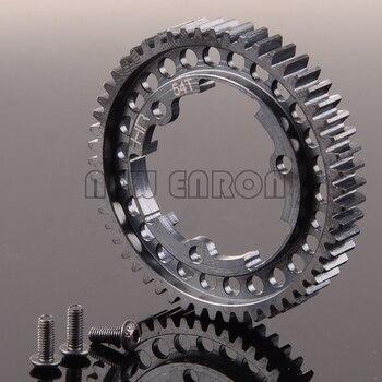 Nowość ENRON #6449 54T 1 Mod hartowany 45 # stalowa przekładnia zębata Hot Racing dla Traxxas 1/10 e-revo VXL 1/5 x-maxx 1/10 Maxx 1/7 XO-1