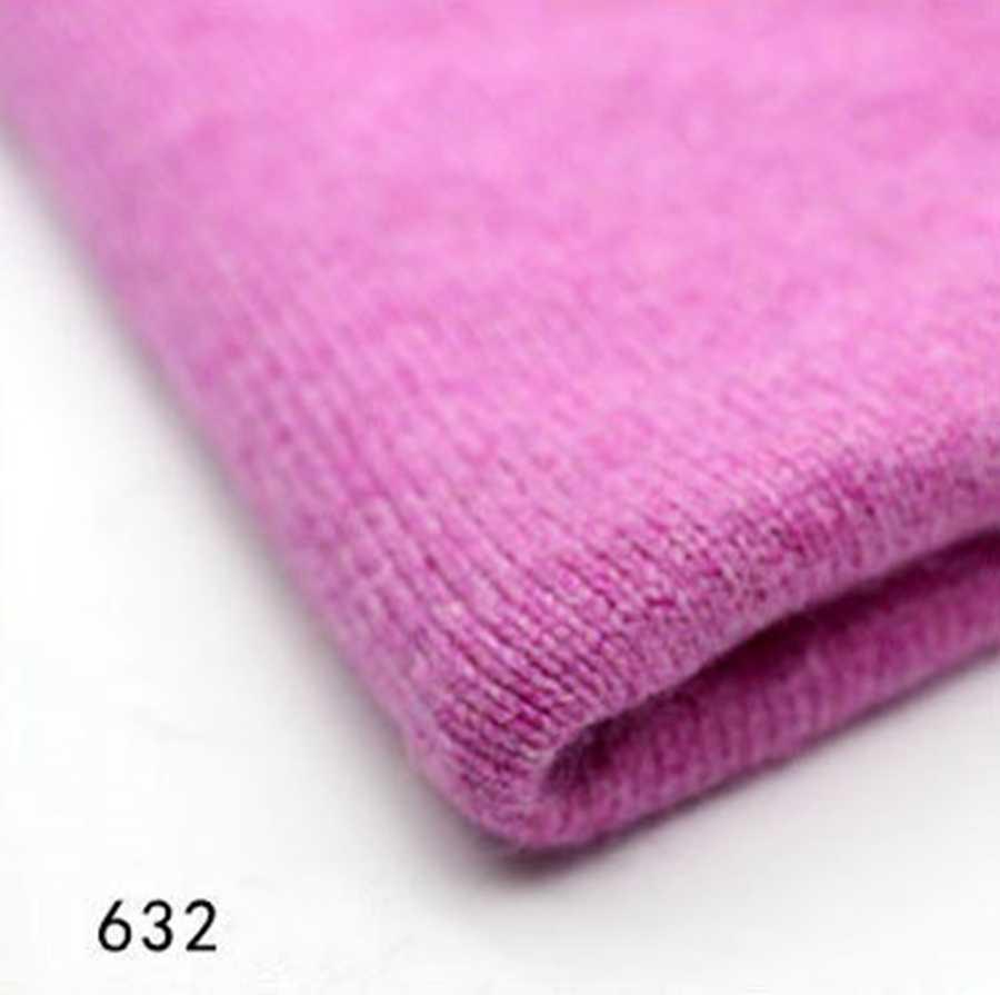 El örgü kaşmir iplik yumuşak yün kaşmir tığ iplik akrilik ek iplik sonbahar kış için 50g + 20g