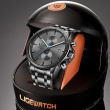 2020 relógios para homens warterproof esportes dos homens assista lige marca superior relógio de luxo masculino negócios quartzo relógio de pulso relogio masculino