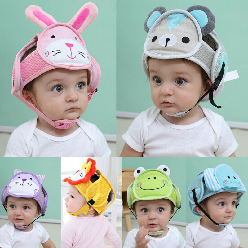 Baby /& Infant Walk Toddler No Bumps Safety Cap Hat Helmet Headguard Protect