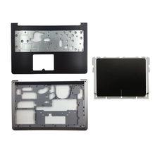 Laptop para dell inspiron 15-5000 5542 5543 5545 5547 15m palmrest caixa superior/fundo capa base/touchpad dp/n 0whc7t