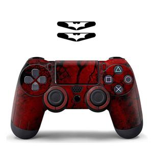 Image 5 - Cool Fashion 1pcs Controller Skin for PS4 Controller Decal Stickers for Playstation4 Controller For ps4 console playstation 4