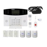 Gsm Wifi Wireless Alarm System Für Home Security Sicherheit Alarme Auto Hause Alarm Haus Escape Zimmer Wohn Alarm Keychain-in Alarm System Kits aus Sicherheit und Schutz bei
