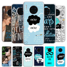 The Fault In Our Stars okay Case for Huawei Mate 30 20 Lite Mate 30 10 20 Pro P30 Pro Nova 5 5i Pro 5T Hard Cover Coque(China)
