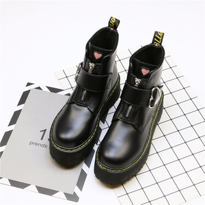 Spring Autumn Motorcycle Boots