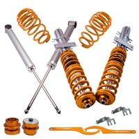 Coilover Suspension For VW POLO 6R MK5 2009 Onwards 741092 for Seat Ibiza 6J 1.2 for Audi A1 Sportback 8XA 1.2 1.4 1.6 2.0 11 15|Shock Absorber& Struts| |  -