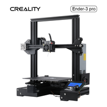 CREALITY Ender 3 Pro Vision ADD Glass Build Plate 3D Printer Brand Power Supply Printer With Power off Resume Print