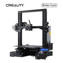W całości z metalu CREALITY 3D Ender 3/Ender 3X/Ender 3 Pro drukarki z magia budować płyta uaktualnić wizji V gniazdo 3D drukarki