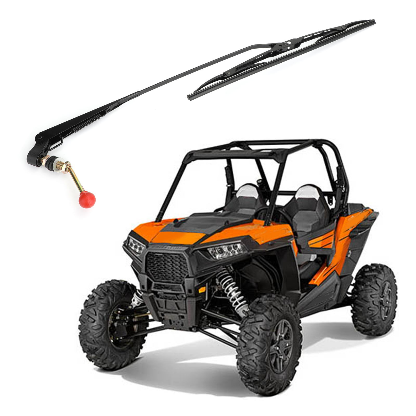 Trigger Accessory Control System for UTV Side x Side Ranger RZR Maverick Teryx