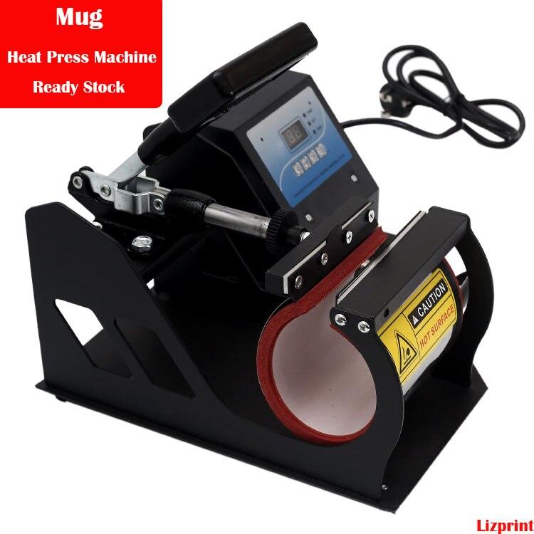 Machine d'impression de Sublimation de presse de chaleur de tasse numérique pour des tasses de cadeau de bricolage faisant 11oz