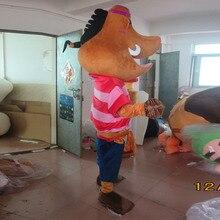 Pig mascot costume cartoon birthday party masquerade