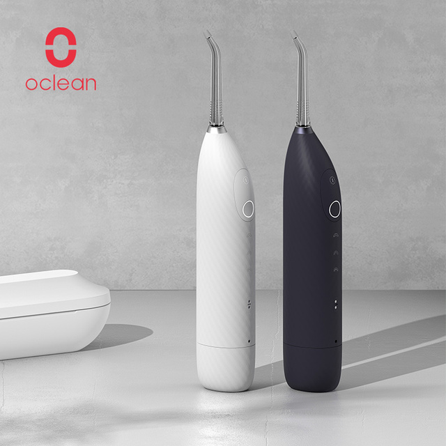 Oclean W1 Oral Irrigator USB Rechargeable Electric Cordless Water Flosser APP Remote Control Portable Dental Teeth Cleaner New