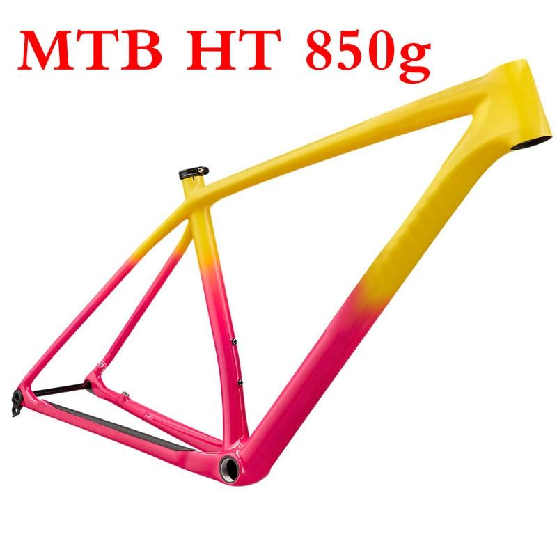 Mtb Frames Mountain-Bike Gravel Internal-Thru-Axle EPS XC Carbon S-M-L Thru-Axle Boost Mountain-Bicycle Carbon-Fibre-Frame MTB