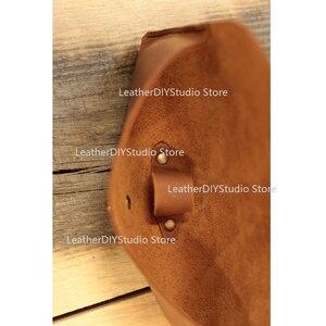 Image 4 - 革ダイカッター日本鋼の刃ルール鋼パンチサングラスメガネケースの金型を切削木材は革工芸品