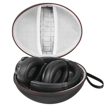 Newest Hard EVA Travel Carrying Bag Storage Case Cover for Anker Soundcore Life Q20 Wireless Bluetooth Headphones image