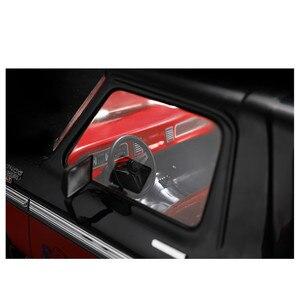 Image 3 - 시뮬레이션 인테리어 등반 자동차 투명한 인테리어 1:10 dj traxxas trx4 ford bronco rc 크롤러 부품