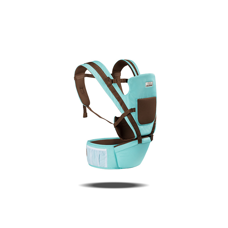 Baby Carrier Waist Stool Foreign Trade Shoulder Baby Sling Multi-functional Thin Children's Embrace Her Baby Carrier Waist Stool