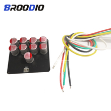 1A 3A 5A 6A Balance Li ion Lifepo4 LTO Lithium Battery Active Equalizer Parallel Balancer Board Energy Transfer BMS 3S 4S 5S 6S